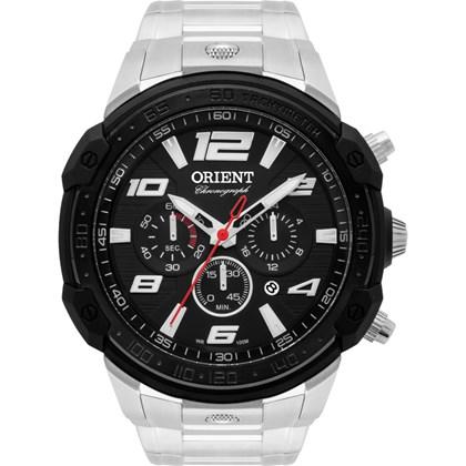 4d9237e597b Relógio Orient Masculino Cronógrafo MBSSC172 P2SX - My Time