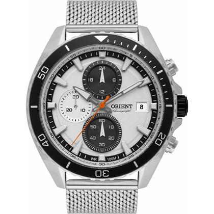 3cd3266b39d Relógio Orient Masculino Cronógrafo MBSSC178 S1SX - My Time