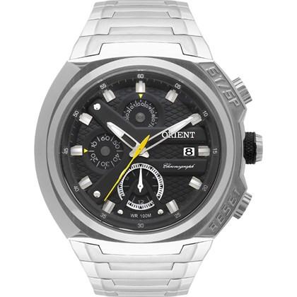 4b8c6d9e914 Relógio Orient Masculino Cronógrafo MBSSC183 P1SX - My Time