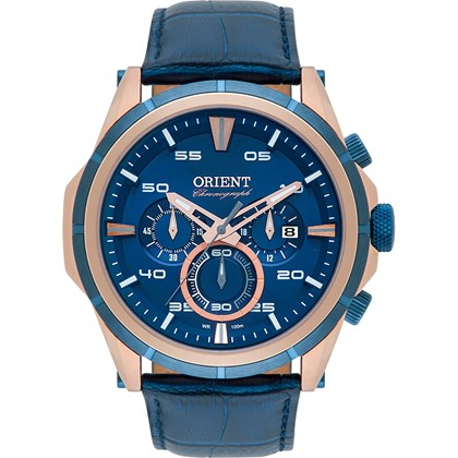 Relógio Orient Masculino Cronógrafo MRSCC011 D2DX