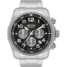 Relógio Orient Masculino Cronógrafo Preto MBSSC148 P2SX
