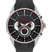 Relógio Orient Masculino Cronógrafo Preto Vermelho MBSPC032 PVPX