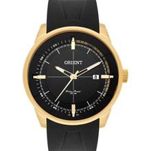 Relógio Orient Masculino Dourado Preto MGSP1004 P1PX