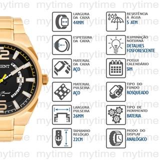Relógio Orient Masculino MGSS1159 P2KX