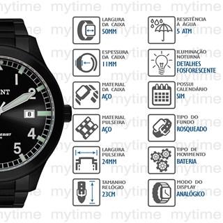 Relógio Orient Masculino MPSS1020 P2PX