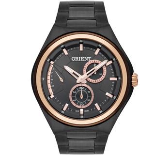 Relógio Orient  Masculino Multifunção MTSSM009 G1GX