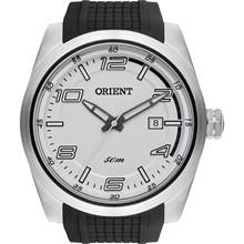 Relógio Orient Masculino Prata Branco MBSP1020 S2PX