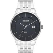 Relógio Orient Masculino Prata Cinza MBSS1293 G1SX