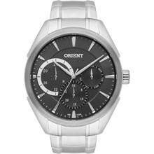 Relógio Orient Masculino Prata Cinza MBSSM071 G1SX