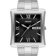 Relógio Orient Masculino Prata Preto GBSS2002 P3SX