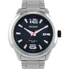 Relógio Orient Masculino Prata Preto MBSS1208 P2SX