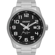 Relógio Orient Masculino Prata Preto MBSS1271 P2SX