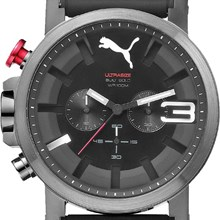 Relógio Puma Ultrasize Cronógrafo Masculino Preto 96258GPPMSU5