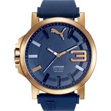 Relógio Puma Ultrasize Masculino Azul Rose 96252GPPSRU5