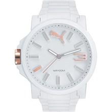 Relógio Puma Ultrasize Masculino Branco 96295G0PSNV2