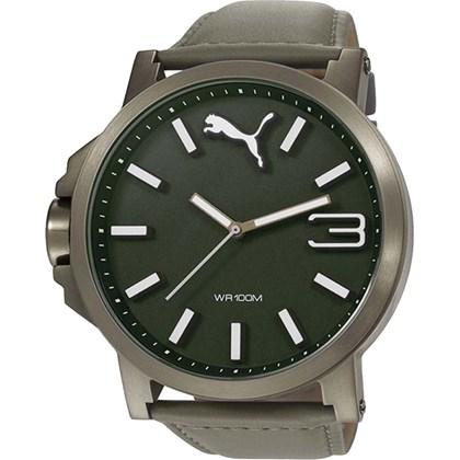 Relógio Puma Ultrasize Masculino Cinza 96216GPPMSC8