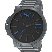 Relógio Puma Ultrasize Masculino Cinza Preto 96216GPPMSA1