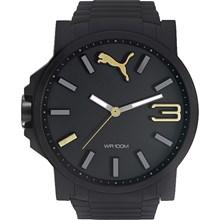 Relógio Puma Ultrasize Masculino Preto 96249G0PSNV1