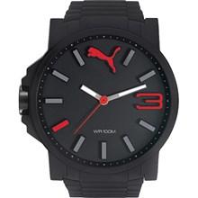 Relógio Puma Ultrasize Masculino Preto 96294G0PSNV3
