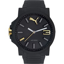 Relógio Puma Ultrasize Masculino Preto 96295G0PSNV1