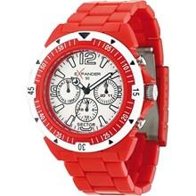 Relógio Sector Expander 90 Multifunção Vermelho WS32025V