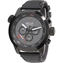 Relógio Sector Oversize Masculino Cronógrafo Preto WS31811P