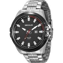 Relógio Seculus Masculino 23575GPSVCA2