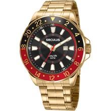 Relógio Seculus Masculino 23653GPSVDA2