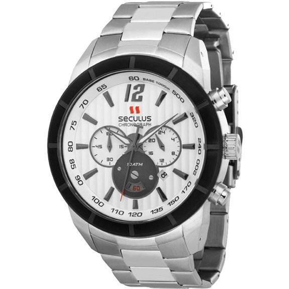 Relógio Seculus Masculino Cronógrafo 17090G0SGNA1