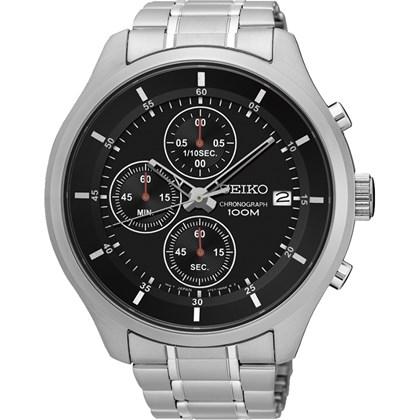 Relógio Seiko Masculino Cronógrafo SKS539