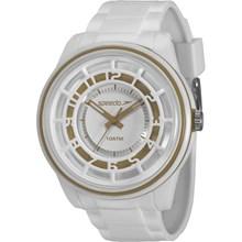 Relógio Speedo Feminino Branco Dourado 80584L0EVNP1