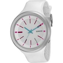 Relógio Speedo Feminino Branco Prata Rosa 65088L0EVNP2