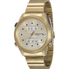 Relógio Speedo Feminino Dourado 24846LPEVDA1