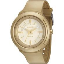 Relógio Speedo Feminino Dourado Branco 65089L0EVNP1