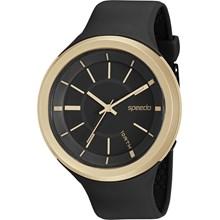 Relógio Speedo Feminino Preto Dourado 65088L0EVNP3