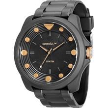 Relógio Speedo Feminino Preto Dourado 80582L0EVNP2
