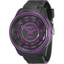 Relógio Speedo Feminino Preto Lilás 80584L0EVNP2