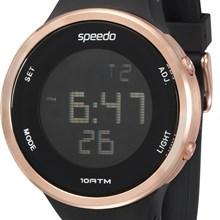 Relógio Speedo Feminino Preto Rose 65055L0EGNP1
