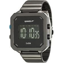 Relógio Speedo Feminino Quadrado Preto 24847LPEVPS2