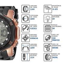 Relógio Speedo Masculino 11005G0EVNP2