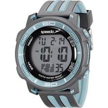 Relógio Speedo Masculino Cinza Azul 80603G0EVNP2