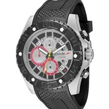 Relógio Speedo Masculino Cronógrafo Prata Preto 24838G0EGNU1