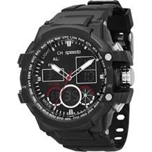 Relógio Speedo Masculino Preto 81084G0EGNP1