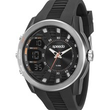 Relógio Speedo Masculino Preto 81115G0EVNP1