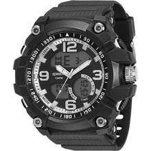 Relógio Speedo Masculino Preto 81129G0EVNP1