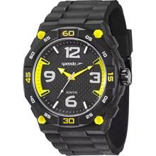 Relógio Speedo Masculino Preto Amarelo 69006G0EBNP1