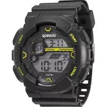 Relógio Speedo Masculino Preto Amarelo 81092G0EGNP1