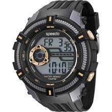 Relógio Speedo Masculino Preto Cinza 80591G0EVNP1