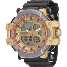 Relógio Speedo Masculino Preto Dourado 81108G0EVNP1