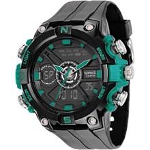 Relógio Speedo Masculino Preto Verde 81139G0EVNP2